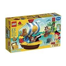 LEGO DUPLO Jake's Pirate Ship Bucky - 10514