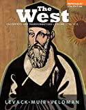 The West : Encounters and Transformations Volume 1 Plus NEW MyHistoryLab with Pearson EText --Access Card Package, Levack, Brian and Muir, Edward, 020596883X