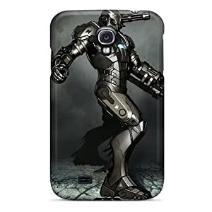 New Snap-on EButcher Skin Case Cover Compatible With Galaxy S4- War Machine I4