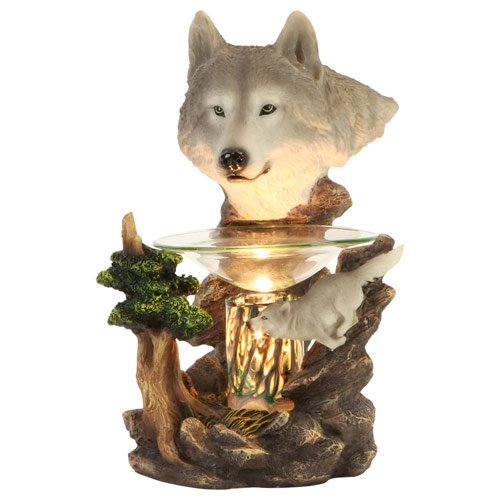 wolf electric candle warmer - 9
