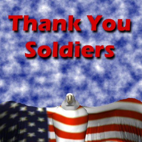 how to say thank you to a soldier