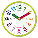 Acctim 21885 Lulu Wall Clock, Green