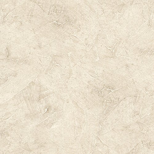 Norwall NWKT15512 Lexington Vinyl Faux Textured Wallpaper, Green, Light Taupe
