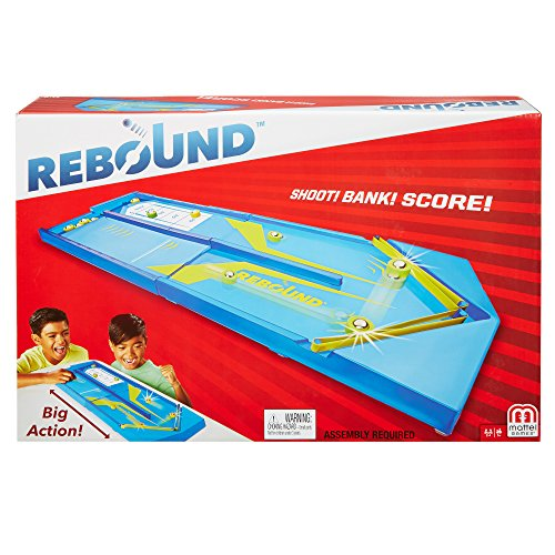 Rebound Game (Mattel Games Rebound Family Game)