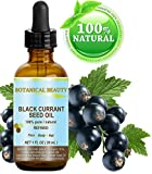 Black Currant Seed Oil. 100% Pure / Natural / Undiluted / Refined Cold
