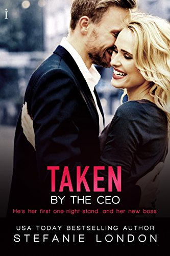 Taken by the CEO (The Scandalous Wentworths) cover