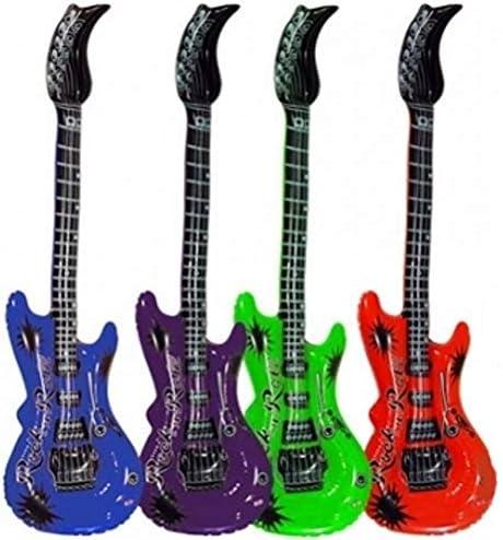 marion10020 - Guitarra Hinchable (100 cm, 4 Unidades), diseño de ...