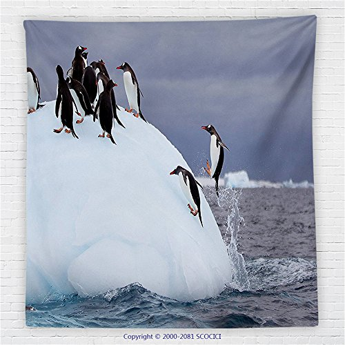 Iceberg Fleece Scarf - 4