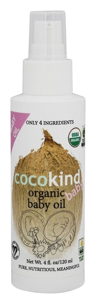 Cocokind Organic Baby Oil by Cocokind
