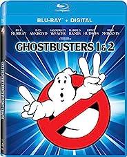 Ghostbusters 1 & 2 [Blu-