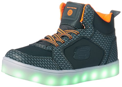 Gore sneaker with hidden lights