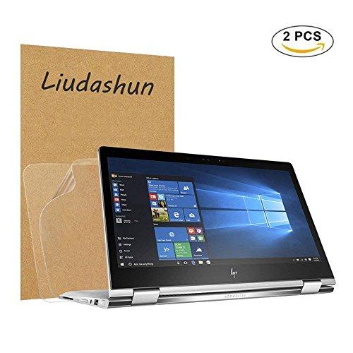 HP Elitebook x360 1030 G2 Screen Protector,HD Clear LCD Anti-Scratch Anti-Fingerprints Guard Film For 13.3''HP Elitebook x360 1030 G2 Laptop(2-pack) by Liudashun (Image #7)