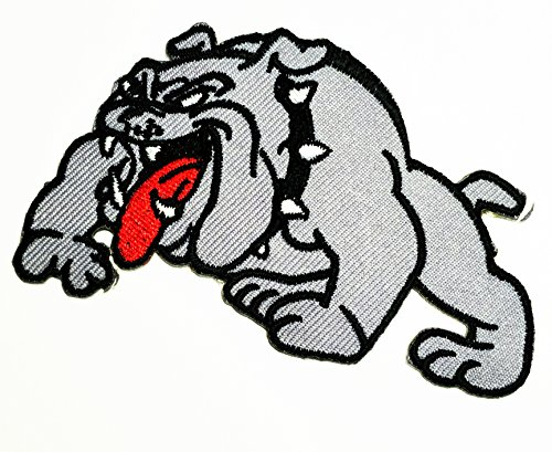 large bulldog patch - 4