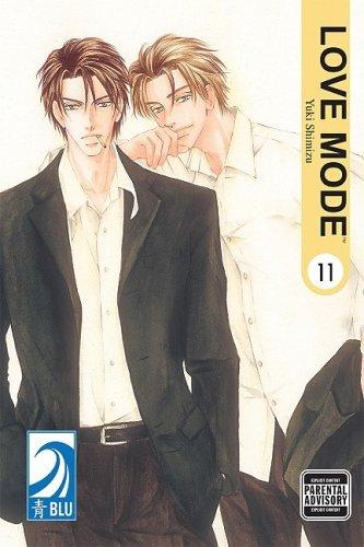 Love Mode Volume 11: (Yaoi) by Shimizu Yuki (September 29,2008)