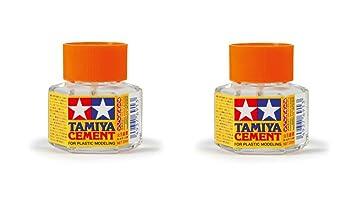 Tamiya 87012. Pack 2 botes de pegamento para maquetas ...