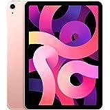 """iPad Air 10,9"""" 4ª geração Wi-Fi 64GB - Ouro rosa"""