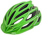Cheap Louis Garneau HG Edge Cycling Helmet, Green, Large