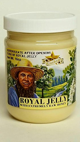 ROYAL JELLY HONEY Blend Jar product image