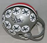 Archie Griffin Signed Autographed Ohio State Buckeyes Authentic Throwback Helmet - Autographed College Helmets