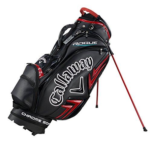 - .Callaway Golf Bags (Cart Bag, Stand Bag) (CG Tour Stand, Black)