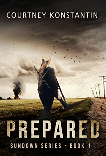 Prepared (Sundown Series Book 1) by [Konstantin, Courtney]
