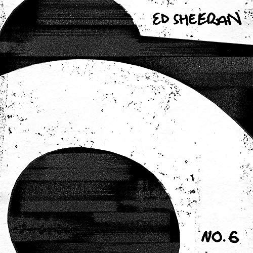 Album Art for No. 6 Collaborations Project by Ed Sheeran