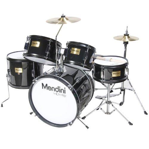 Mendini MJDS-5-BK Cecilio Musical Instruments