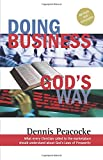 img - for Doing Business God's Way book / textbook / text book