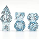 UDIXI Polyhedral DND Dice Set Stars Dice Compatible Dungeons and Dragons Role Playing Game(RPG),MTG,Pathfinder,Table Game,Board Games Dice Set
