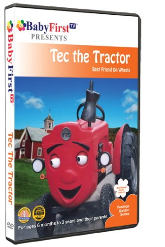 - BabyFirstTV Presents Tec the Tractor