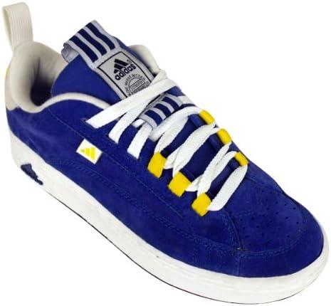 gobierno Descifrar Médula ósea  adidas Mens Wilcox Blue Suede Trainer Originals Deadstock Trainers Shoes UK  10.5: Amazon.co.uk: Shoes & Bags