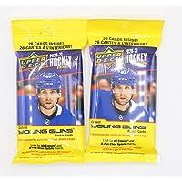 $39 » 2020/21 Upper Deck NHL Hockey Series 2 Fat Packs (2 Pack Bundle) - 52 Cards Total - Look…