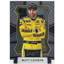 2017 Panini Select Racing NASCAR #69 Matt Kenseth