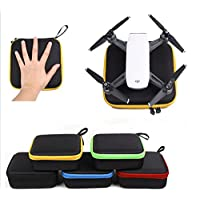 Hobby Signal Mini Storage Bag Portable Handheld Aircraft Battery Remote Controller Bag for DJI Drone Spark