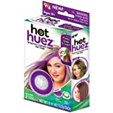 Best Illuminations Temporary Hair Colors - Hot Huezâ® Temporary Hair Chalk, Adds Instant Eye-popping Review