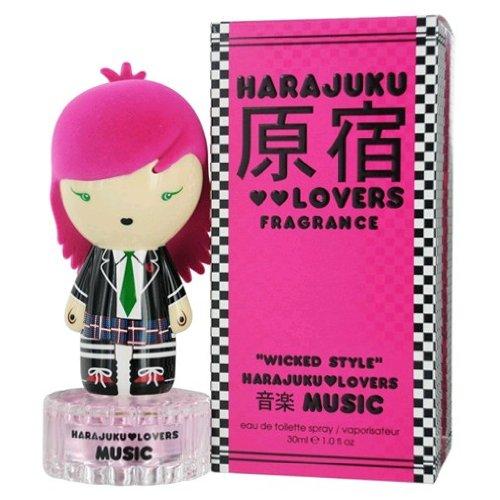 Harajuku Lovers Music Wicked Style Eau De Toilette…