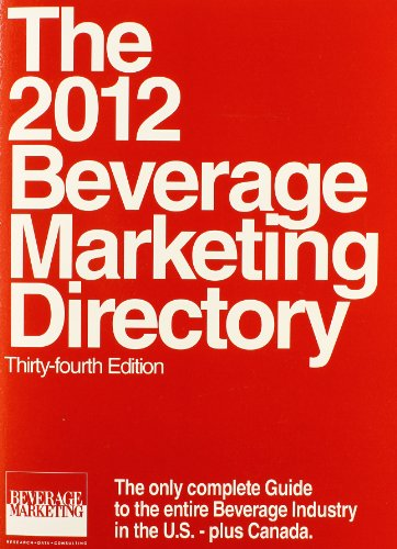 The Beverage Marketing Directory 2012