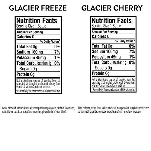 Gatorade Zero Sugar Thirst Quencher, 4 Flavor Variety Pack, 12 Fl Oz, Pack of 24