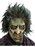 Zombie Undead Halloween Evil Demon Wig - Green