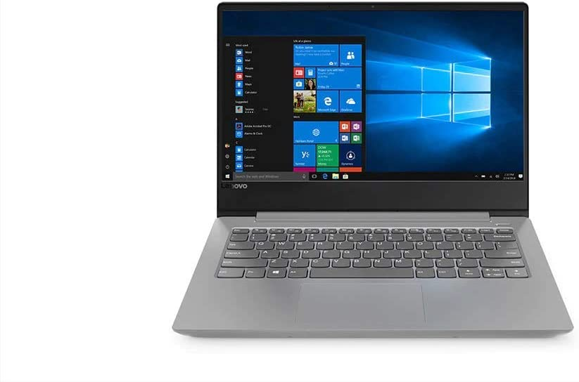 "2019 Newest Lenovo High Performance PC Laptop: 14"" FHD Display, 8th Gen Intel Quad-Core i5-8250u Processor, 8GB Ram, 256GB SSD, WiFi, Bluetooth, Backlit-Keyboard, USB-C, HDMI, Webcam, Windows 10"
