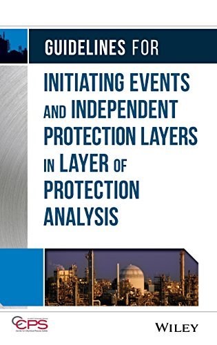 Guidelines for Initiating Events and Independent Protection Layers in Layer of Protection ()