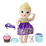 Baby Alive Cupcake Birthday Blonde Baby Girl Doll