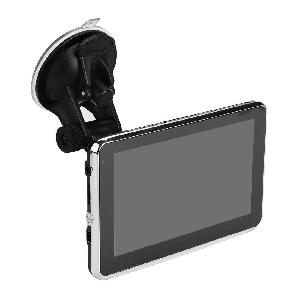 Universal 5 pulgadas Pantalla t/áctil Navegador para autom/óvil Navegaci/ón GPS 256MB 8GB MP3 FM Europa EBTOOLS Navegaci/ón GPS para autom/óvil