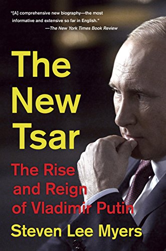 Amazon the new tsar the rise and reign of vladimir putin ebook the new tsar the rise and reign of vladimir putin by myers steven fandeluxe Choice Image