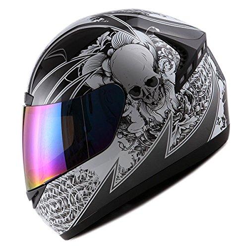 Full Skull Helmet - 7