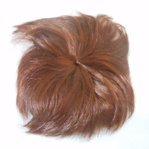 Cat Wig (Tangpan Dog Pet High Temperture Wire Wig Color Brown Bobo)