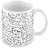 E=MC2 Physics Maths Science Student Gift Mug