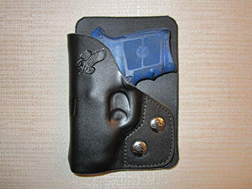 S&W Bodyguard 380 & M&P BG 380 Factory Laser, R Hand, Wallet & Pocket Holster (Smith And Wesson Bodyguard 380 Wallet Holster)