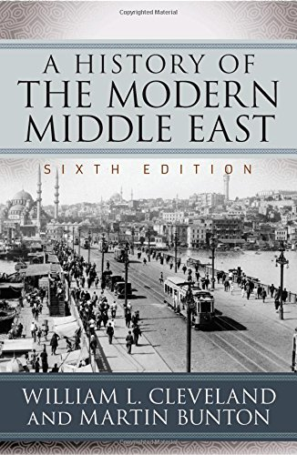 History Of The Modern Middle East (Pb)