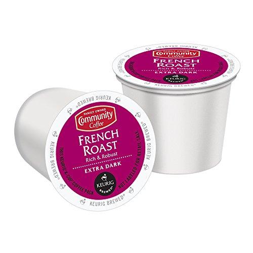 Community Coffee K Cup French Roast